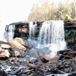 Iria Maina Waterfall, Bomet