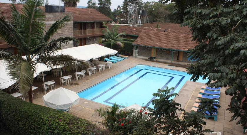 Sports View Hotel, Kasarani