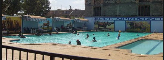 Blue Springs Hotel, Thika Road