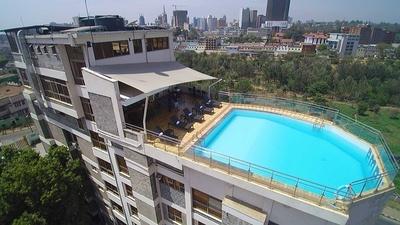 Emeli Hotel Hotel, Nairobi, Ngara Swimming Pool