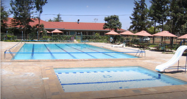 Bible Translation Centre, Ruiru Swimming Pool