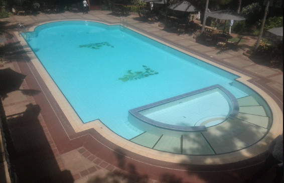 Fairview Hotel swimming pool