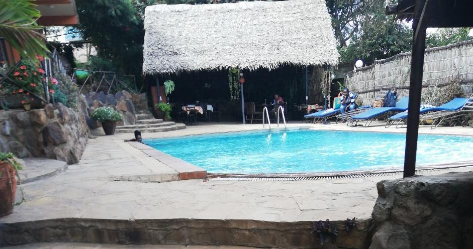 Osoita Lodge Swimming pool, Ongata Rongai