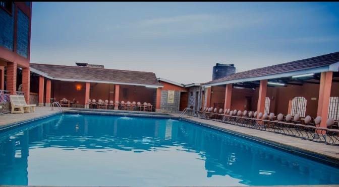 Cravers Swimming pool, Thika