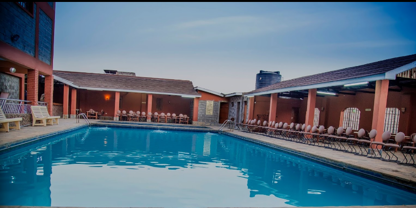Cravers Swimming pool, Thika