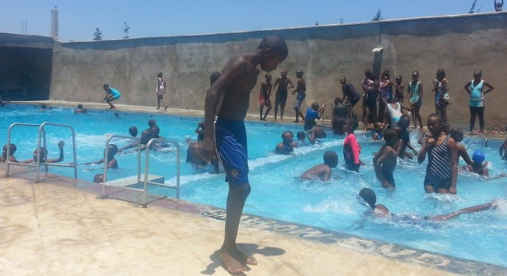 Josnah Primary School Swimming, Ruai