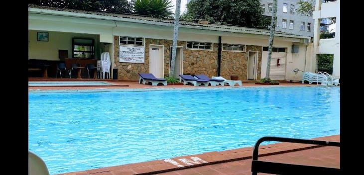 Kivi Milimani Hotel Swimming Pool