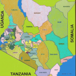 Kenya Counties List
