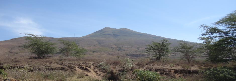 Kijabe hill – Nathan hill Hiking Trail
