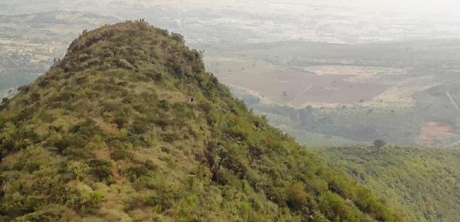 Kijabe Hill – Kinari Ridge