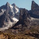 Mt Kenya Trekking. Sirimon - Chogoria