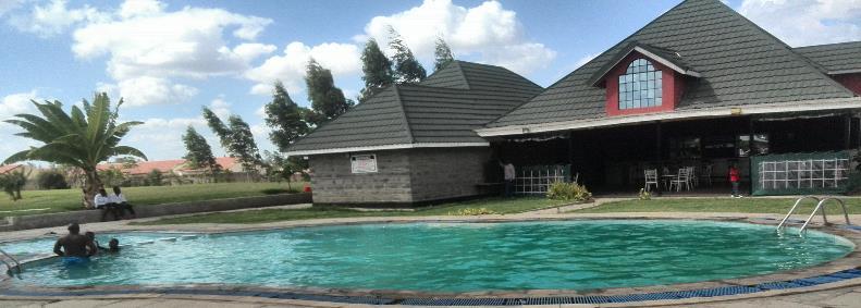 Creflo gardens, Kitengela