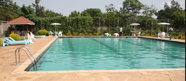 Barclays Sports Club, Ruaraka  Swimming Pool