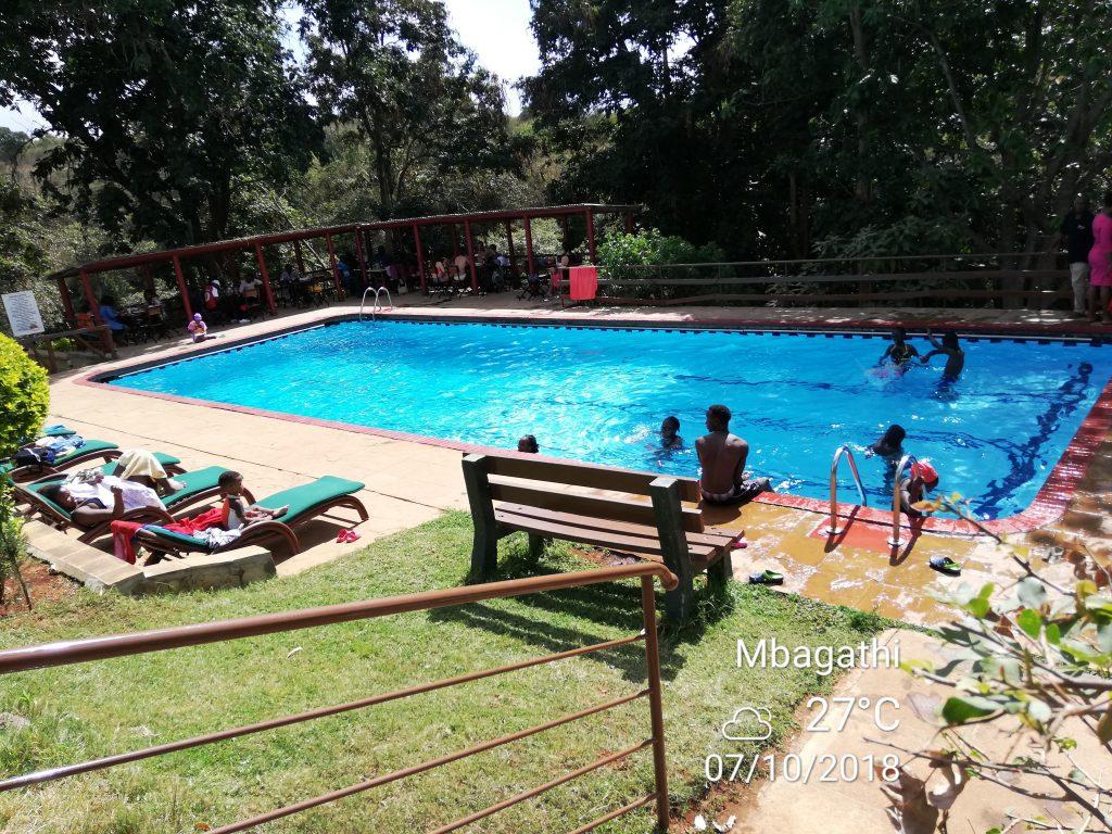 Maasai Lodge Swimming, Rongai