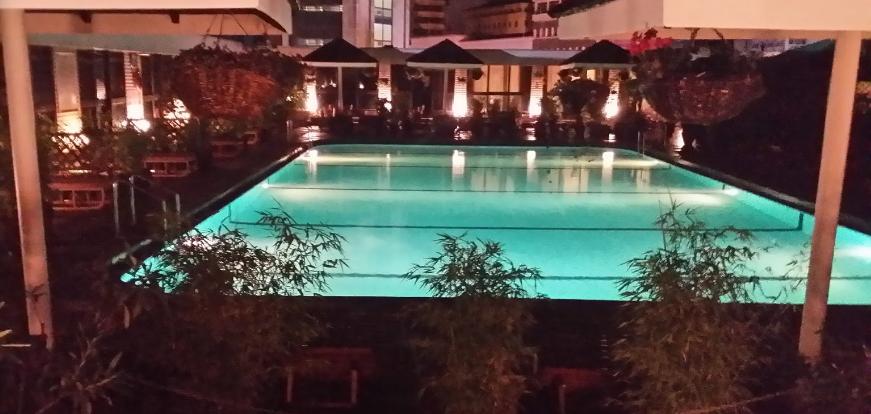 Hilton Hotel, Nairobi Swimming Pool