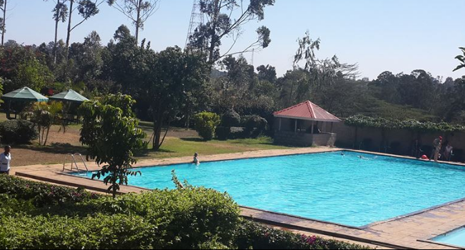 Natare Garden, Kerarapon  Swimming Pool