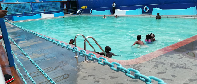 Stedmark Gardens, Karen  Swimming Pool